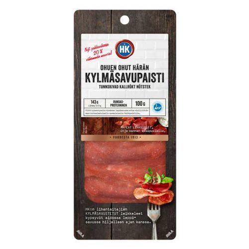 HK HÄRÄN KYLMÄSAVUPAISTI  100 G