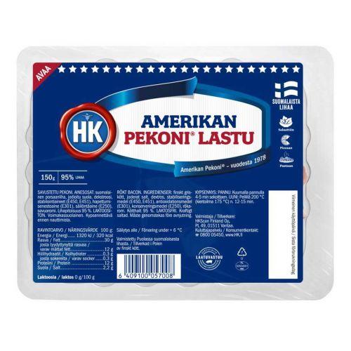 HK AMERIKAN PEKONI LASTU 150 G