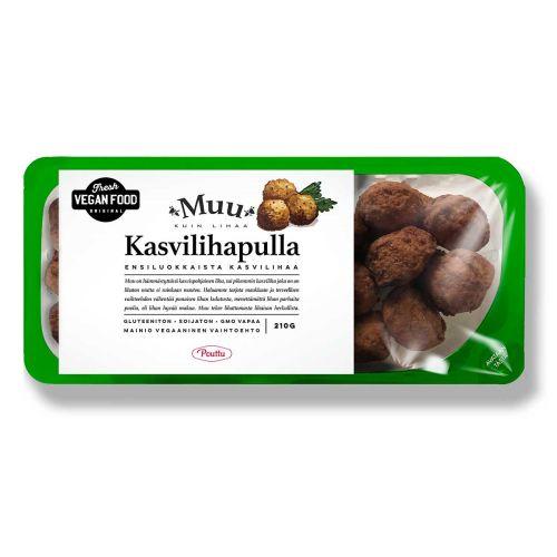 POUTTU MUU KASVIPYÖRYKKÄ  210 G