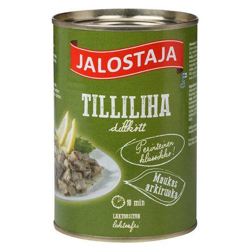 JALOSTAJA TILLILIHA 400 G
