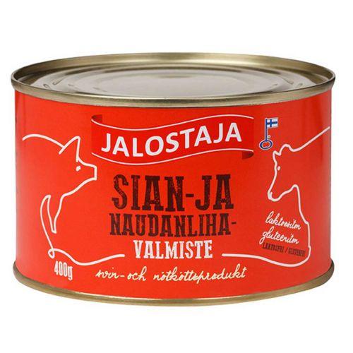 JALOSTAJA SIKA-NAUTA SÄILYKE  400 G