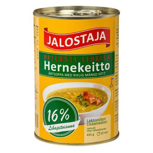 JALOSTAJA HERNEKEITTO REILUSTI LIHAISA 435 G
