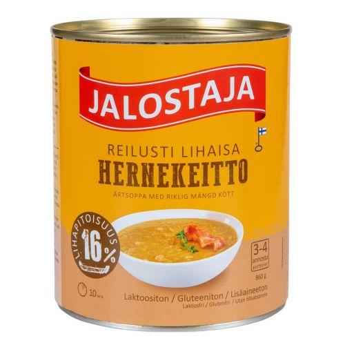 JALOSTAJA REILUSTI LIHAISA HERNEKEITTO 860 G