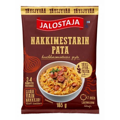 JALOSTAJA NAKKIMESTARIN PATA TÄYSJYVÄ 165 G