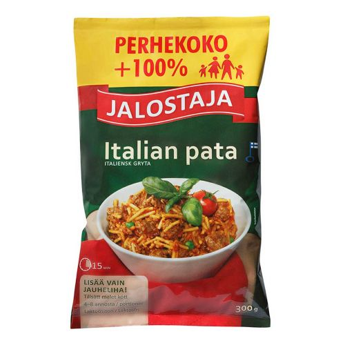 JALOSTAJA ITALIAN PATA  300 G