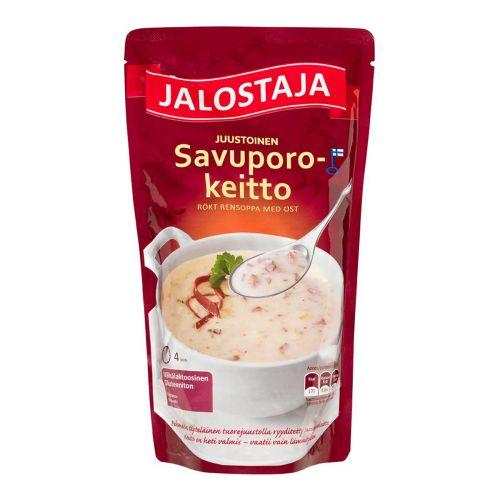 JALOSTAJA JUUSTOINEN SAVUPOROKEITTO 550 ML