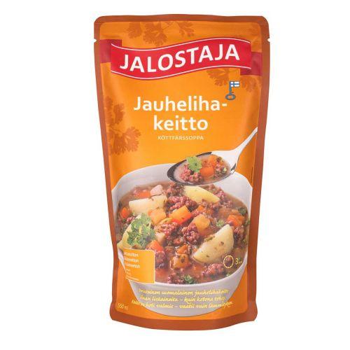 JALOSTAJA JAUHELIHAKEITTO  550 ML