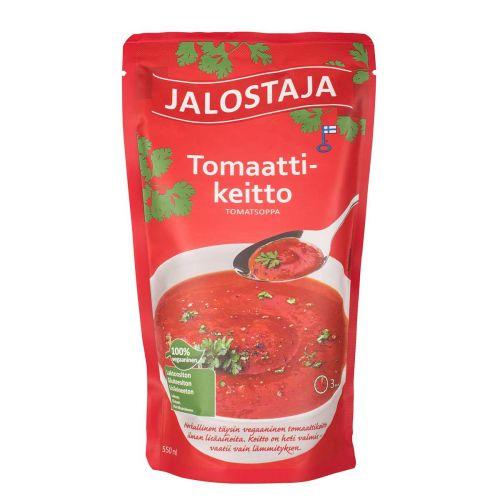 JALOSTAJA TOMAATTIKEITTO 550 ML