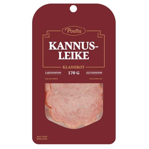 POUTTU KANNUSLEIKE 170 G