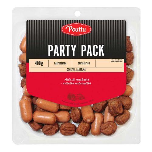 POUTTU PARTY PACK 400 G