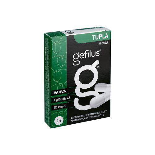 GEFILUS TUPLA KAPSELI 10 KPL