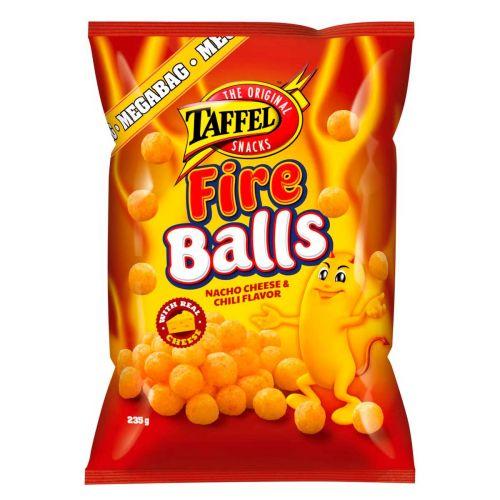 TAFFEL FIRE BALLS  235 G