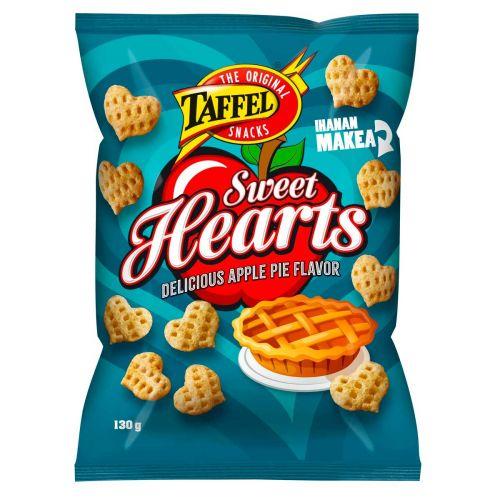 TAFFEL SWEET HEARTS APPLE&CINNAMON 130 G
