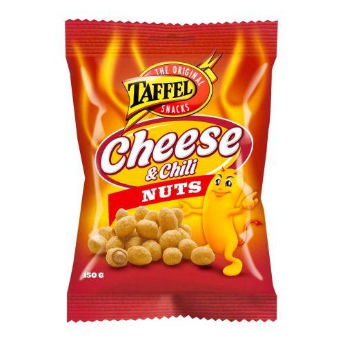 TAFFEL CHEESE&CHILI NUTS  150 G