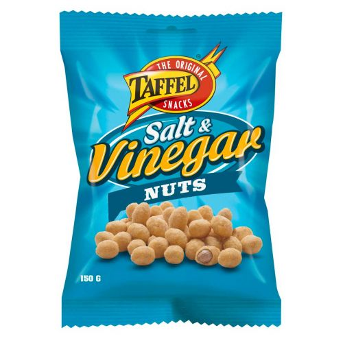 SALT&VINEGAR NUTS 150 G