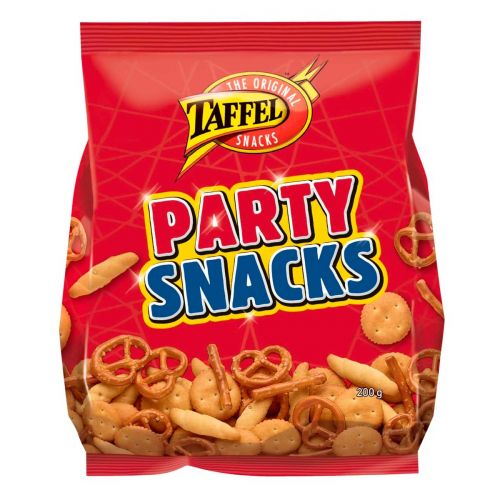 TAFFEL SNACKS PARTY SNACKS 200 G