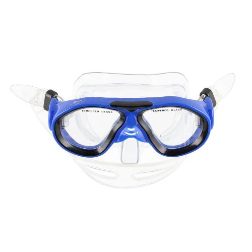 ATOM SPORTS SNORKKELI+MASKI LUXUS JR.