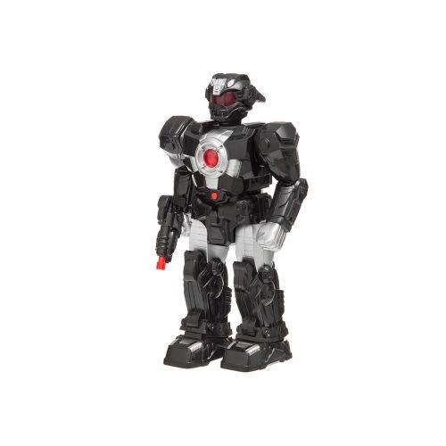 Robotti äänellä ja valolla 38cm