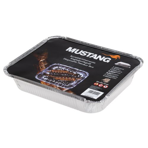 Mustang kertakäyttösavustin