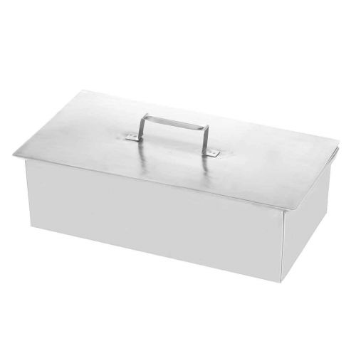 MUSTANG Savustuslaatikko iso 45x33x18cm
