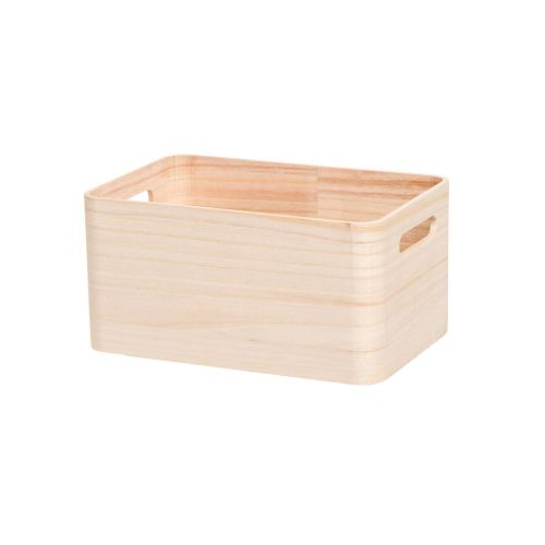 4Living Puulaatikko 27x18x13cm
