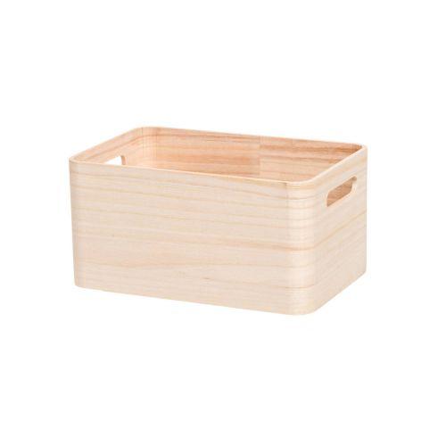 4Living Puulaatikko 30x20x15cm