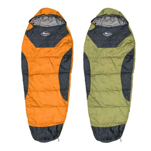 ATOM OUTDOORS MAKUUPUSSI ADVENTURE LIGHT -6°C LASTEN