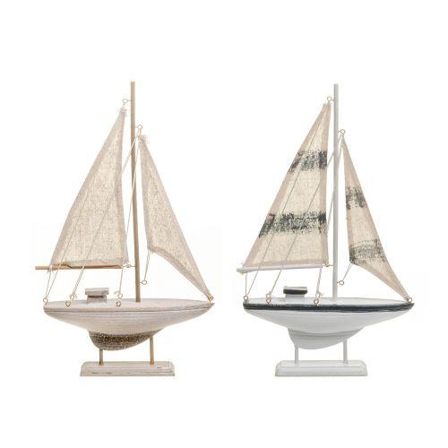 4Living Pöytäkoriste purjevene lajitelma