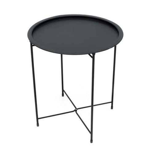 4Living Siesta pöytä musta