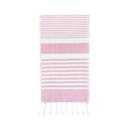 4Living Hamam pyyhe Stripe 80x150cm roosa