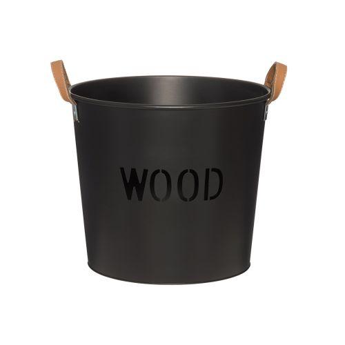 Mustang Takkapuuteline ämpäri Wood
