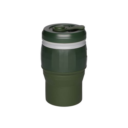 ATOM OUTDOORS SILIKONIMUKI TAITTUVA 520 ML