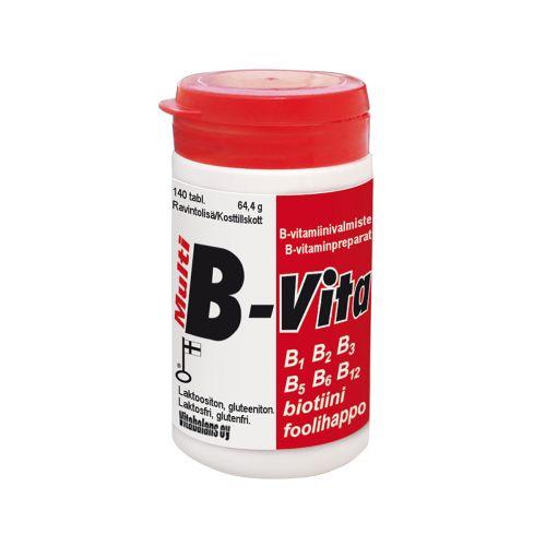MULTI B-VITA 140 KPL