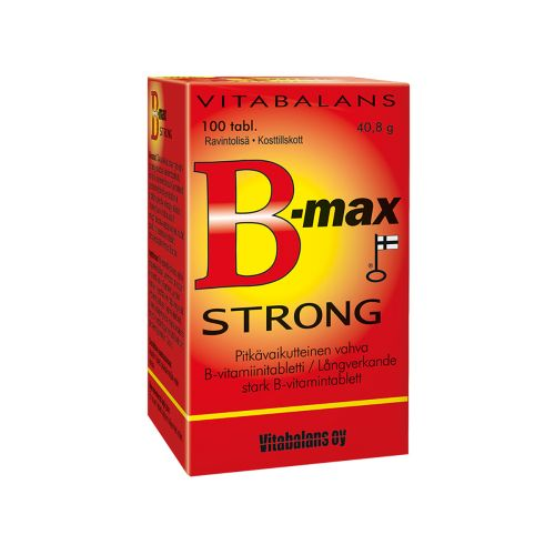B-MAX STRONG 100 KPL