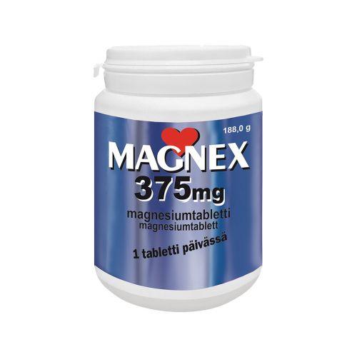 Magnex 375mg 180 tabl.