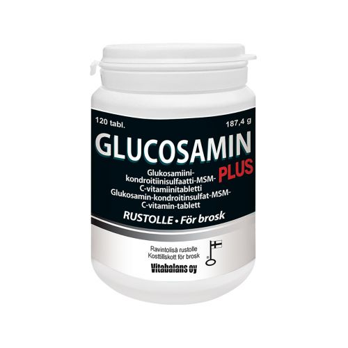 GLUCOSAMIN PLUS 120 KPL