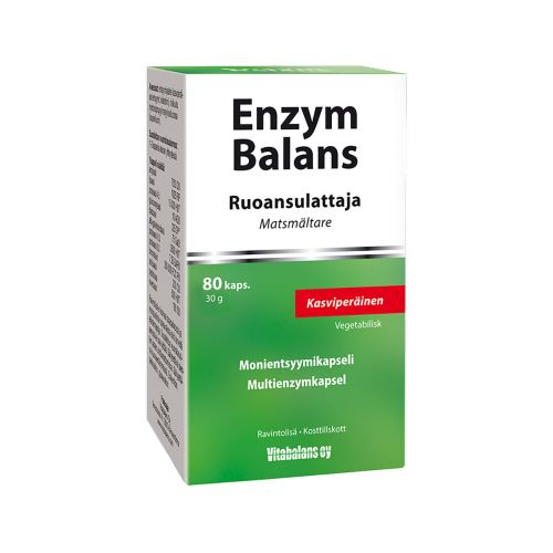 ENZYM BALANS  80 KPL