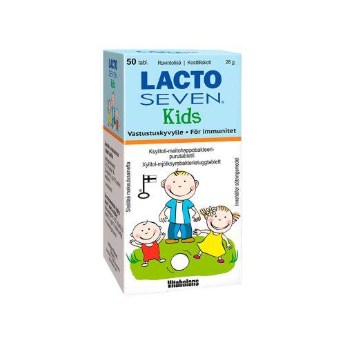 LACTO SEVEN KIDS 50 KPL