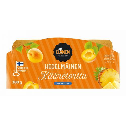 ELOSEN HEDELMÄINEN KÄÄRETORTTU 300 G