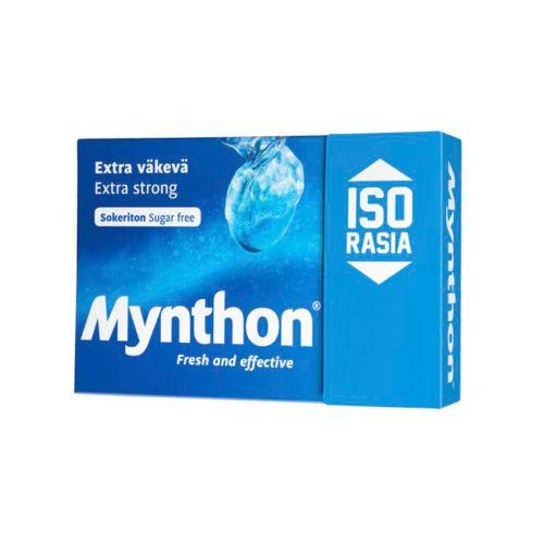Mynthon Extra Väkevä pastilli 39g