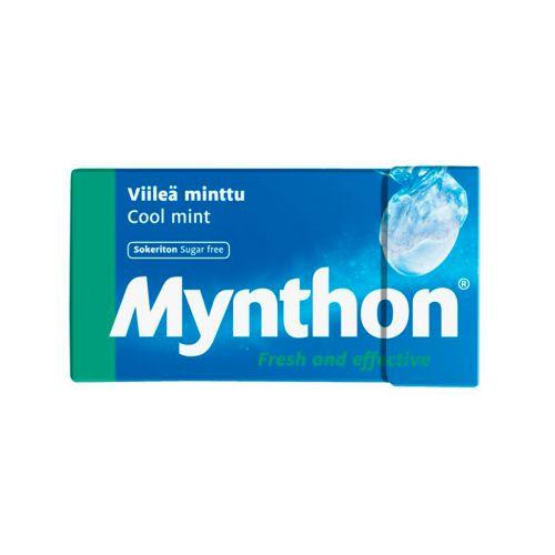Mynthon Viileä Minttu sokeriton pastilli 35g