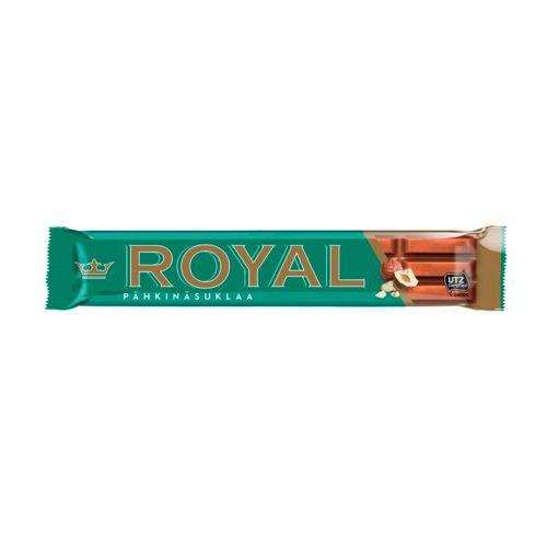 Royal Pähkinä suklaapatukka 42g