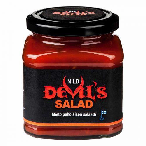 DEVIL'S SALAD MILD MIETO PAHOLAISEN SALAATTI 320 G