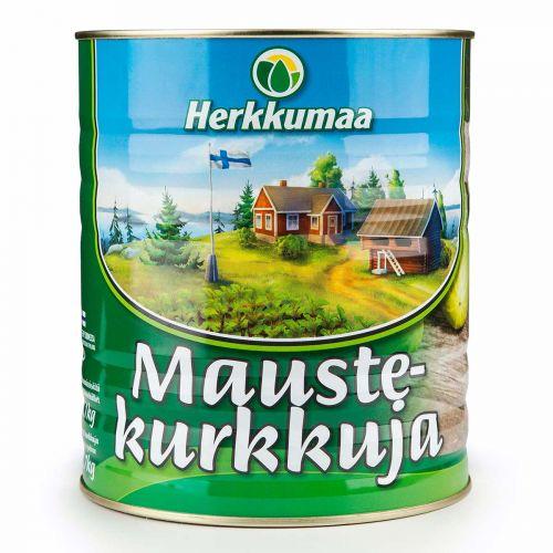 HERKKUMAA MAUSTEKURKKU PIKKU PELTI 1,7 KG
