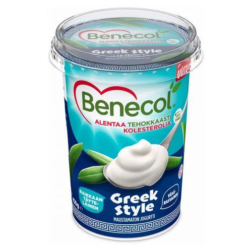 BENECOL GREEK STYLE MAUSTAMATON JOGURTTI 450 G