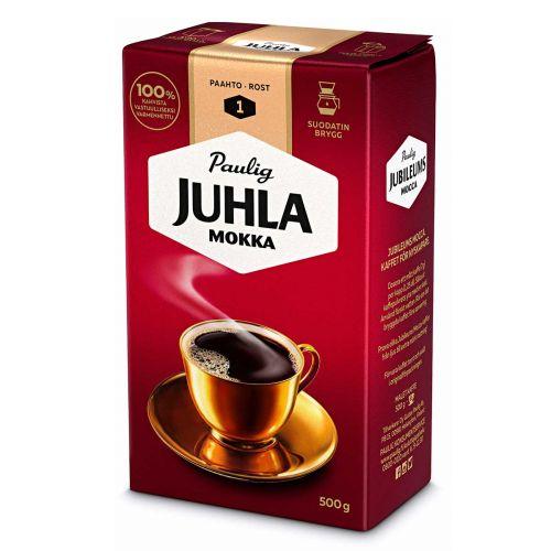PAULIG JUHLA MOKKA SUODATIN  500 G