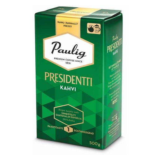 PAULIG PRESIDENTTI PANNU  500 G