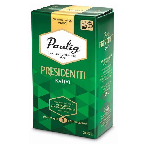 PAULIG PRESIDENTTI SUODATIN  500 G