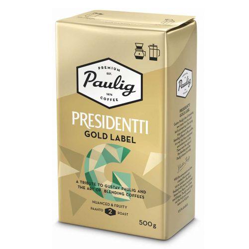 PAULIG PRESIDENTTI GOLD LABEL  500 G