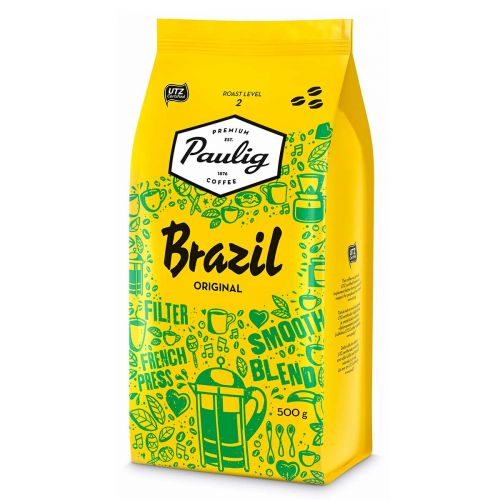 PAULIG BRAZIL PAPU  500 G